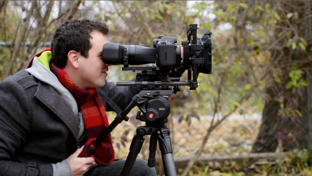 Cyclops DSLR Viewfinder