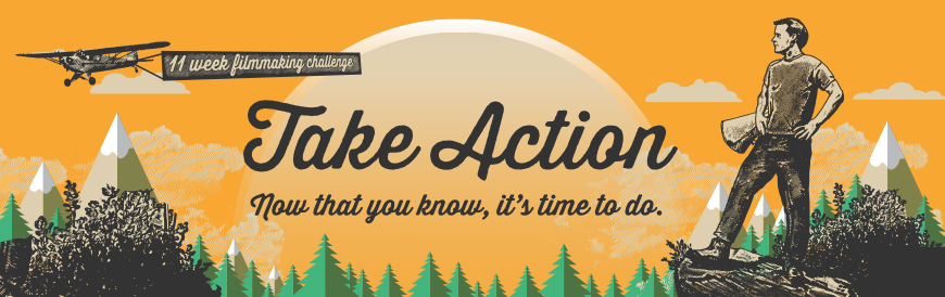 Take Action Filmmaking Challenge
