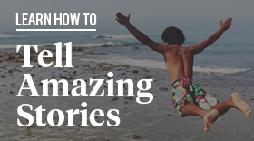 Tell Amazing Stories