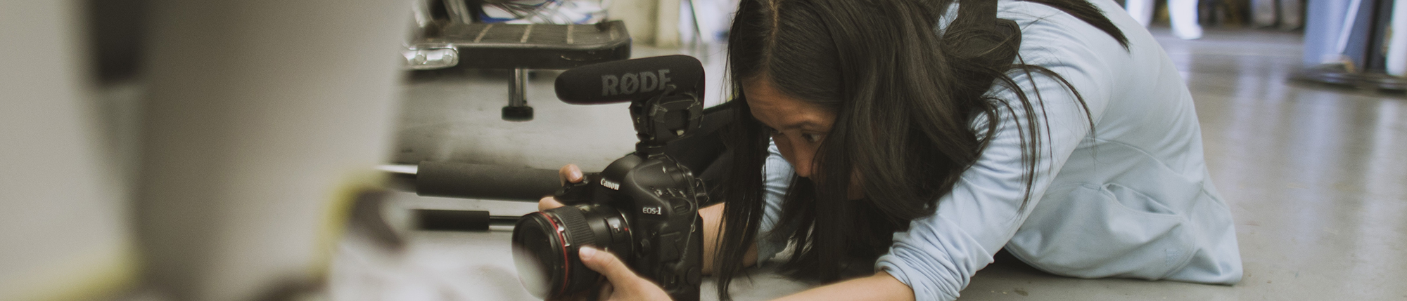 4 ways to thrive in the male-dominated filmmaking world