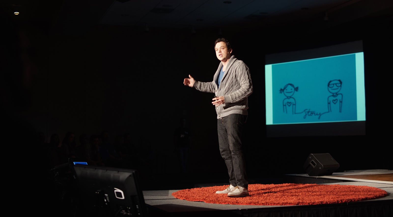 Our TedX Talk. How To Unleash Your Inner Superpower – Story